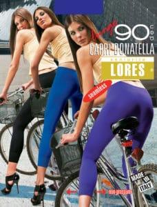 CAPRI DONATELLA – uniwersalne legginsy damskie – 90 den