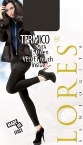 TERMICO – ciepłe legginsy kryjące – 150 den