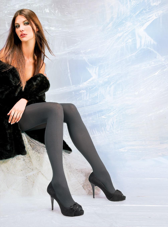 Ciepłe rajstopy zimowe