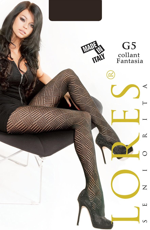 G5 – rajstopy ze wzorem