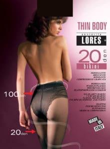 THIN BODY – rajstopy modelujące – 20 den