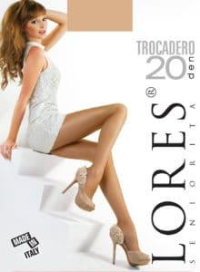 TROCADERO – klasyczne rajstopy damskie – 20 den