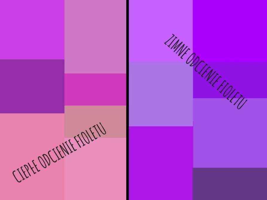 kolor roku pantone - fiolet
