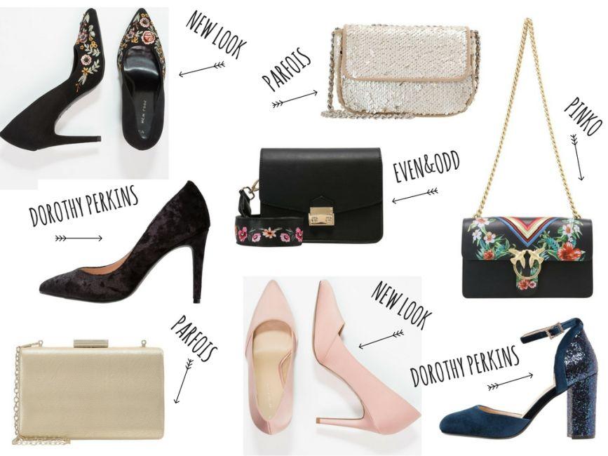 Dodatki to nie tylko rajstopy na studniówkę – zadbaj również o buty i torebkę!