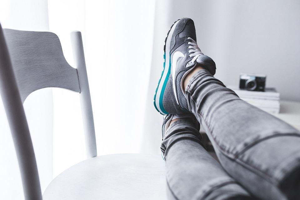 zmęczone nogi