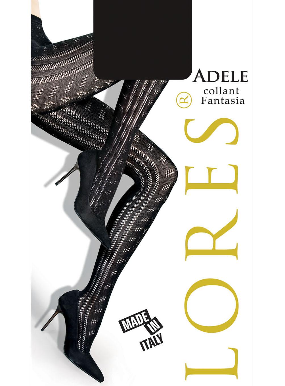 Adele – wzorzyste rajstopy w jodełkę