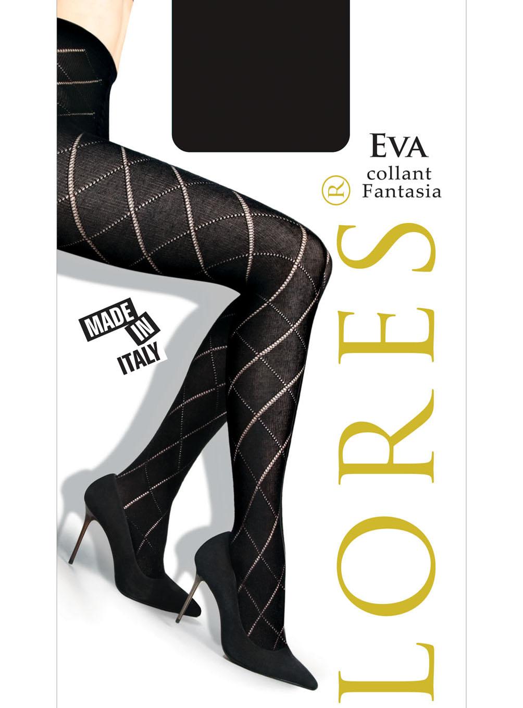 Eva – rajstopy włoskie w romby