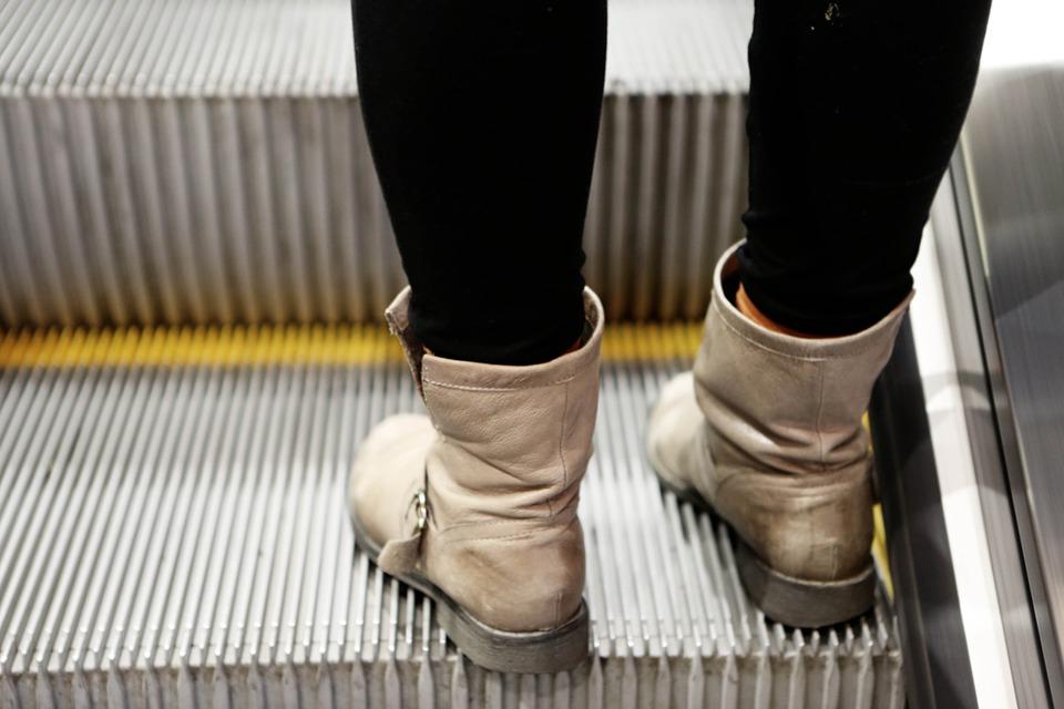 grube legginsy na zime